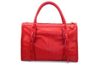 手提包 真皮肩背包-流行時尚經典高貴女包包b101【義大利進口】【米蘭精品】