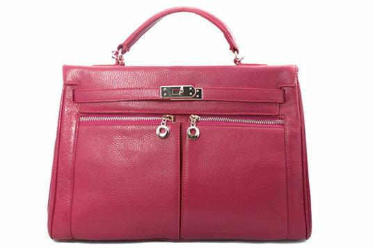 手提包 真皮肩背包-流行時尚經典高貴女包包4色b65【義大利進口】【米蘭精品】