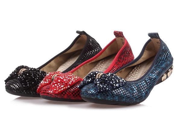 ☆平底鞋 休閒鞋-鑲鑽時尚氣質優雅通勤女鞋子3色ws157【韓國進口】【米蘭精品】