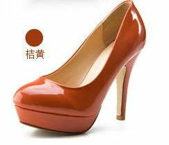 高跟鞋 休閒鞋-時尚氣質優雅亮麗女鞋子4色nws23【韓國進口】【米蘭精品】
