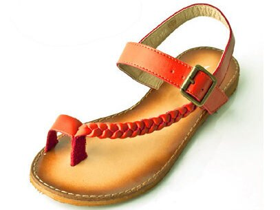 夾腳涼鞋-正韓時尚氣質清涼女鞋子s170【韓國進口】【米蘭精品】