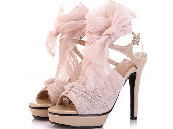 <br/><br/>  ☆涼鞋高跟休閒鞋-時尚氣質清涼女鞋子2色s32【韓國進口】【米蘭精品】<br/><br/>