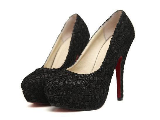 高跟鞋 厚底休閒鞋-時尚氣質優雅亮麗女鞋子2色ws67【韓國進口】【米蘭精品】