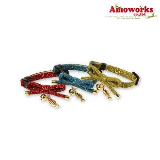 Amoworks項圈偷魚貓領結