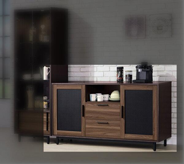 【尚品傢俱】HY-A423-02卡爾頓5尺收納櫃