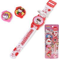 凱蒂貓週邊商品推薦到Hello Kitty 兒童電子手錶 日本帶回正版