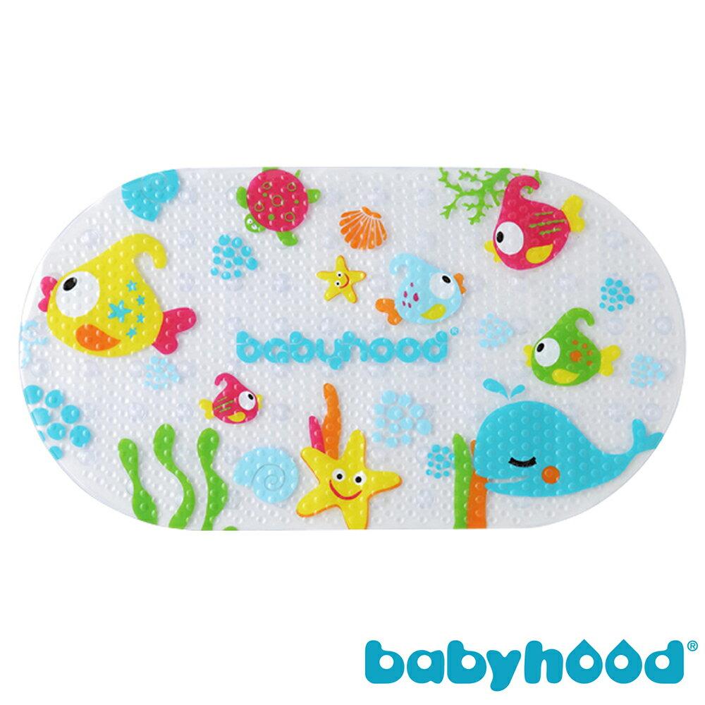 (現貨)卡通浴室防滑墊 止滑墊 防滑腳踏墊-miffybaby