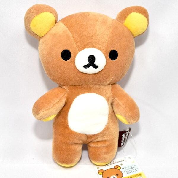 拉拉熊懶懶熊Rilakkuma日本帶回玩偶正版商品