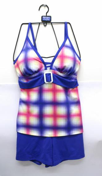 [陽光樂活] Let's jet 雷氏吉兒 二件式泳衣 A1835-07(出清特價)