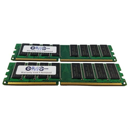 1Gb (2X512Mb) Ram Memory Compatible With Dell Optiplex Gx270 Series Desktop By CMS 1