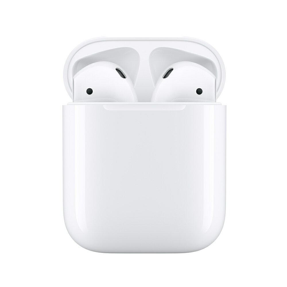 [原廠正品 免運〕Apple AirPods 第二代 有線 / 無線充電盒【官網序號保固】 藍芽無線耳機 真無線耳機