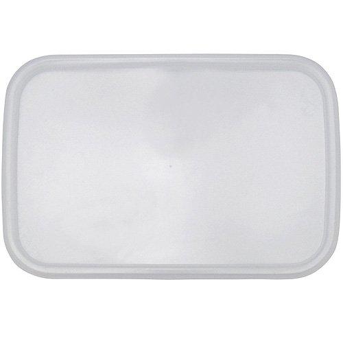 野田琺瑯 /  長方深型琺瑯收納盒透明EVA樹脂上蓋 0