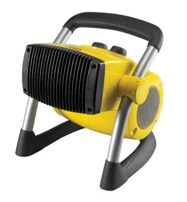 美國 Lasko ApisHeat 小小蜂 多功能渦輪循環暖氣流陶瓷電暖器 5919TW /三種風速設計