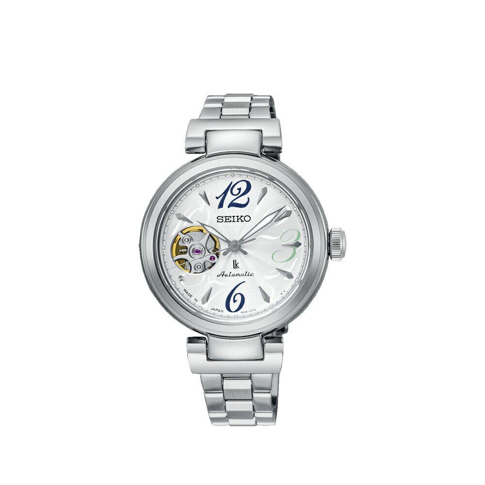 SEIKO LUKIA 跳動時刻機械時尚腕錶/SSA807J1(4R38-01L0M)