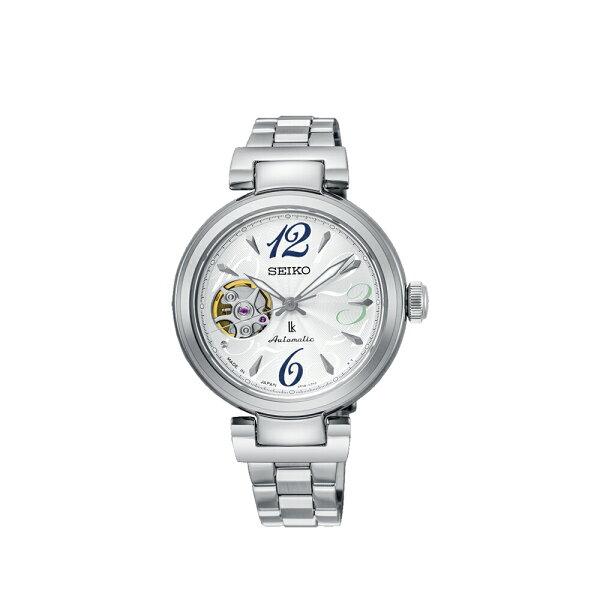 SEIKOLUKIA跳動時刻機械時尚腕錶SSA807J1(4R38-01L0M)