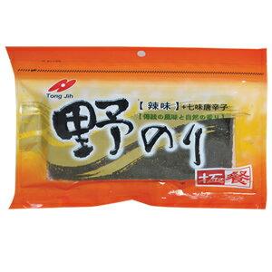 統記 極餐 野海苔-辣味 32g