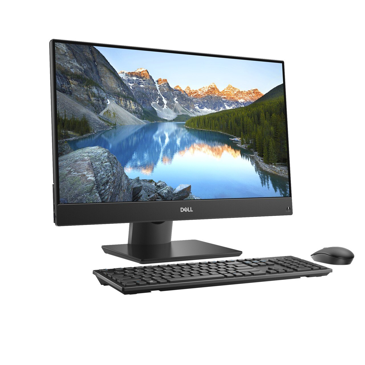 "Dell 23.8"" All-in-One (i3/8GB /1TB + 128GB SSD) + $209.70 Rakuten Credit"