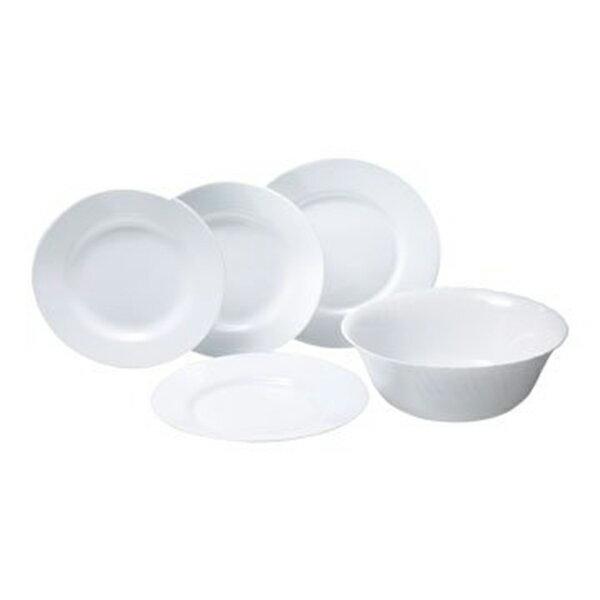 『Luminarc』☆樂美雅餐具5件組 SP-1603 *免運費*