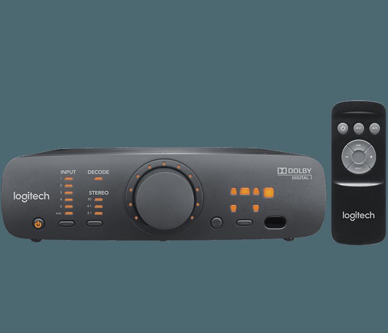 Logitech 羅技 Z906 環繞音效音箱系統 環繞音效 5.1聲道THX認證喇叭 2