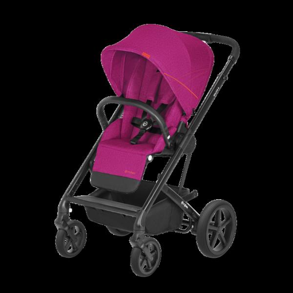 【2018全新上市】德國【Cybex】BALIOSS嬰兒手推車(0~4歲)粉色