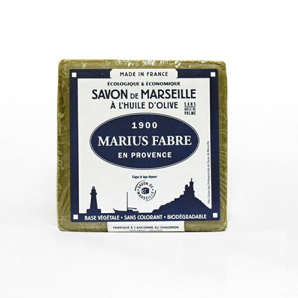 (任選3件享優惠折扣)法鉑橄欖油經典馬賽皂(綠皂)600GUPSM認證EPV標章法國原裝進口