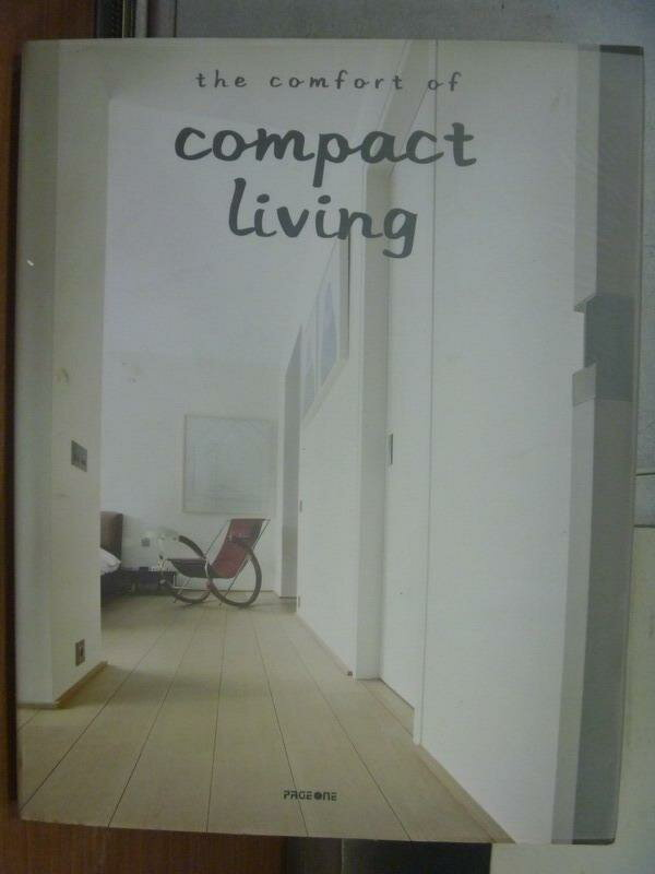 ~書寶 書T9/ _PNF~the Comfort of Compact Living