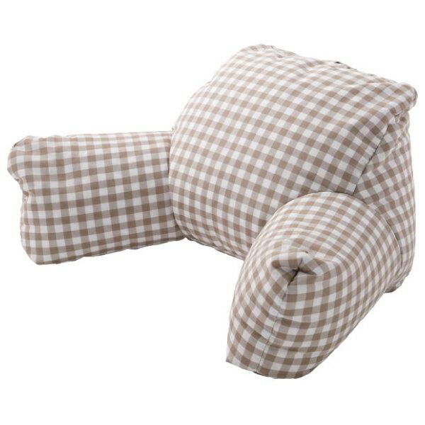 牛角靠墊 休息墊 抱枕 CHECK H 18 NITORI宜得利家居 1