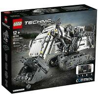 樂高LEGO 42100 Technic 科技系列 - Liebherr R 9800 挖掘機-東喬精品百貨商城-媽咪親子推薦