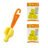 Simba小獅王辛巴 - 極細海綿奶嘴刷1入+極細海綿奶嘴刷替換包2入 超值組 0