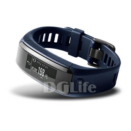 GARMIN vivosmartHR 健身手環 藍