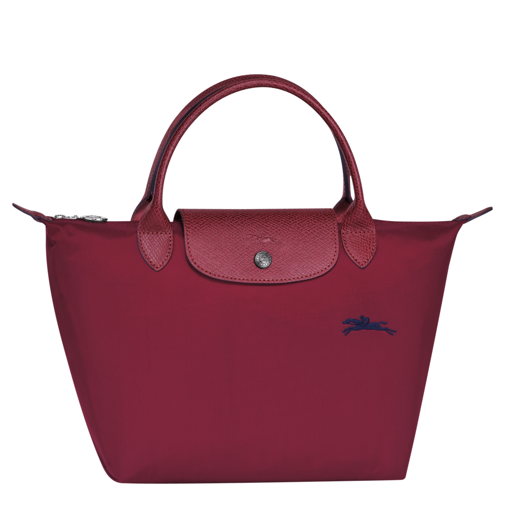 新版LONGCHAMP 1621 女士LE PLIAGE COLLECTION 系列織物小號手提單肩包購物袋 6