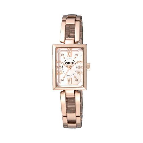 CITIZEN 星辰錶 New Wicca BE1~020~23 氣質女性腕錶 18mm