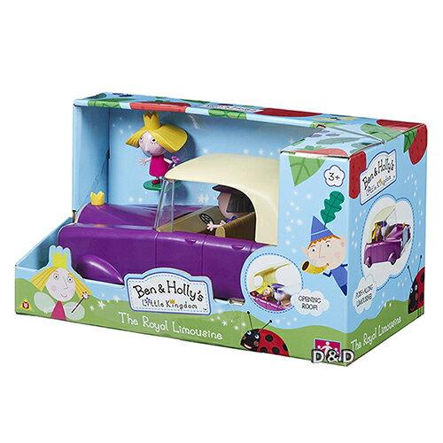 《Ben&Holly》莉莉的國王轎車