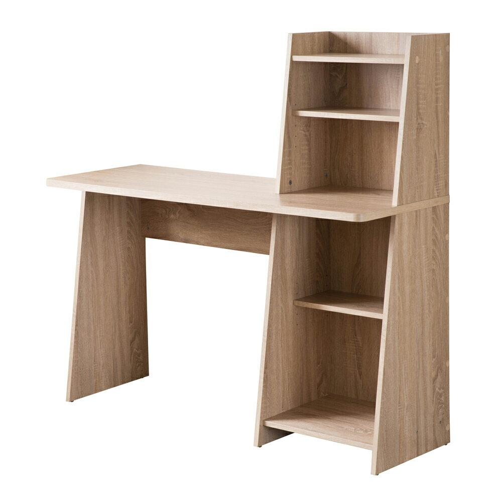 日式 / 無印 / 書桌 / 收納 TZUMii 桑田造型層架式書桌 5