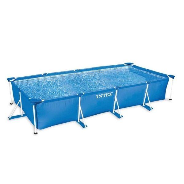 【美國INTEX】戲水系列-超大框架游泳池28273