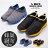 格子舖*【KBP-9】(男款39~44) 實穿休閒蜂巢透氣網布 懶人鞋 海灘鞋 蜂巢鞋 2色 0