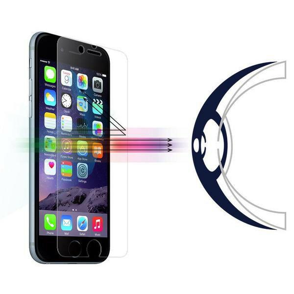 RetinaGuard 視網盾│iPhone 6S Plus / 6 Plus 防藍光鋼化玻璃保護貼│5.5吋│非滿版