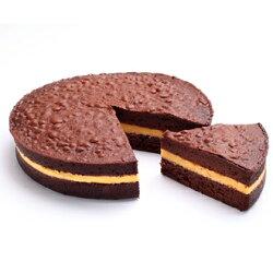 比利時巧克力的浪漫滋味 芒果(72%巧克力蛋糕) 8吋/ 單盒【艾立精緻蛋糕】