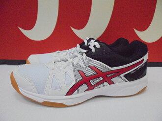 [陽光樂活] ASICS 亞瑟士 排球鞋 羽球鞋 兩用 B400N-0123