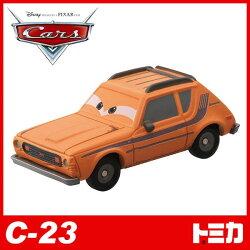 【Fun心玩】C-23 DS41035 麗嬰 TOMICA TOMY 汽車總動員 CARS 阿怪 多美小汽車 生日禮物