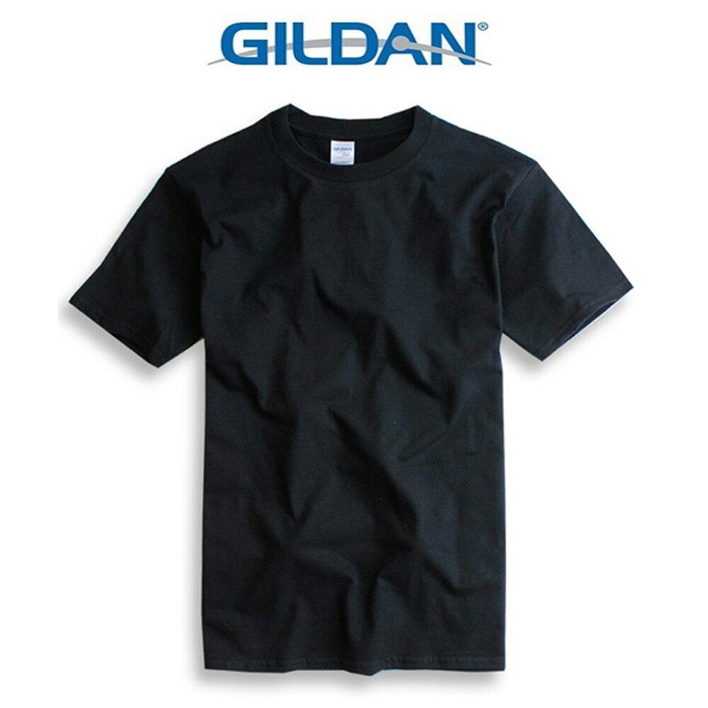 吉爾登GILDAN美國棉素T 圓領 GD美式休閒-石楠灰 1