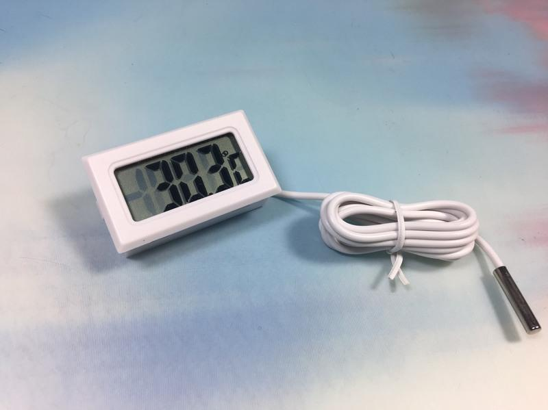 【八八八】e網購~【簡易電子溫度計TPM-10 CA358】NO135冰箱溫度 冷凍庫溫度 室外溫度 水池溫度