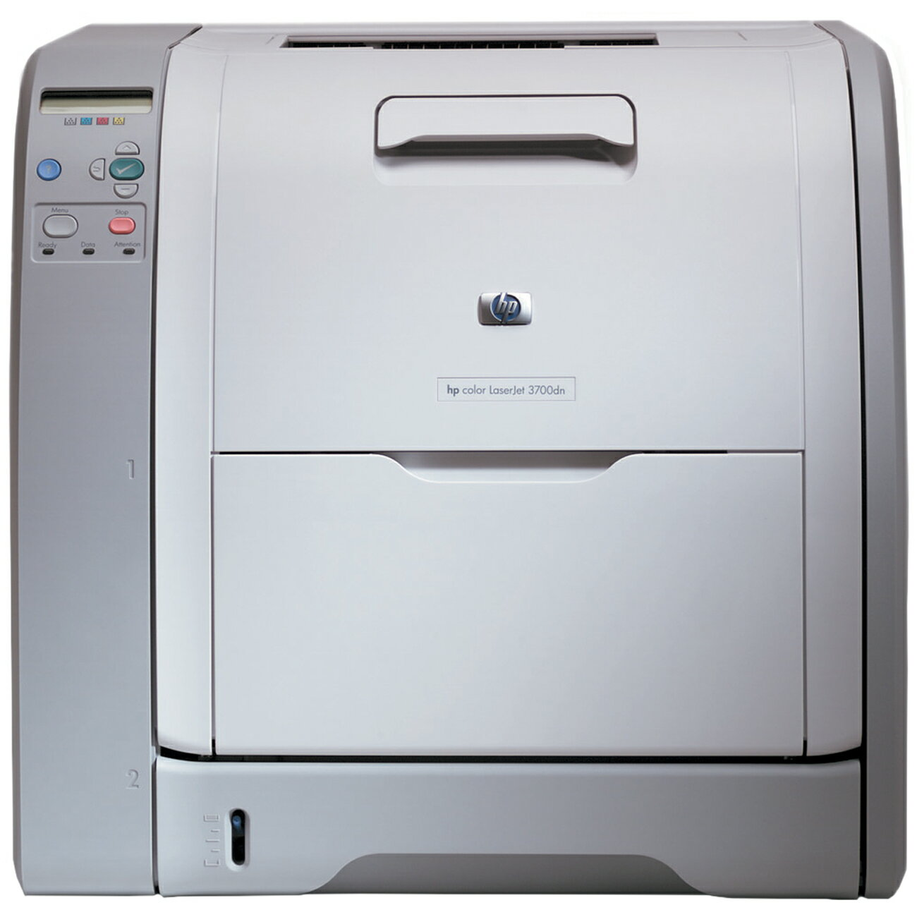 Refurbished HP LaserJet 3700DN Laser Printer - Color - 600 x 600 dpi Print - Plain Paper Print - Desktop - 16 ppm Mono / 16 ppm Color Print 0