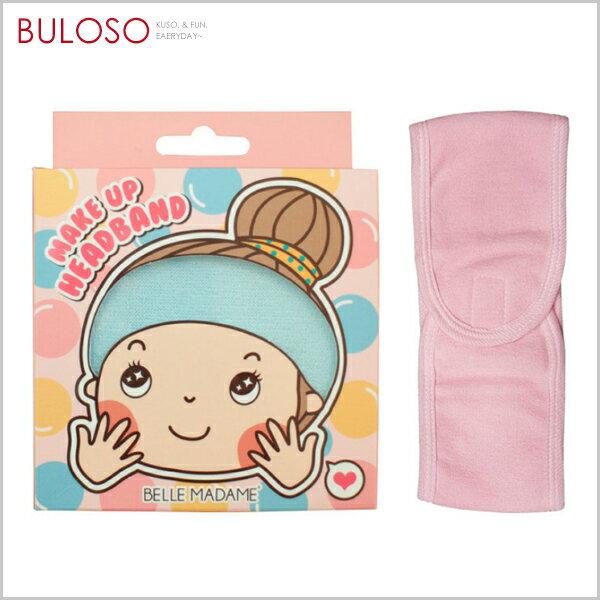 《不囉唆》BM-BOBO美容小包巾 頭巾/沐浴/化妝/髮箍/包頭(不挑色/款)【A426880】