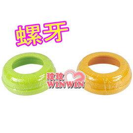 貝親 - 新款 寬口徑母乳實感奶瓶 - 專用(奶瓶栓)螺牙(P-1810黃、P-1811綠)
