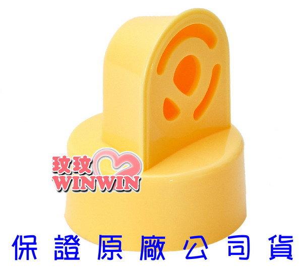美樂 吸乳器零件 ~ 黃色活塞 - 門市經營,保證瑞士進口,原廠公司貨