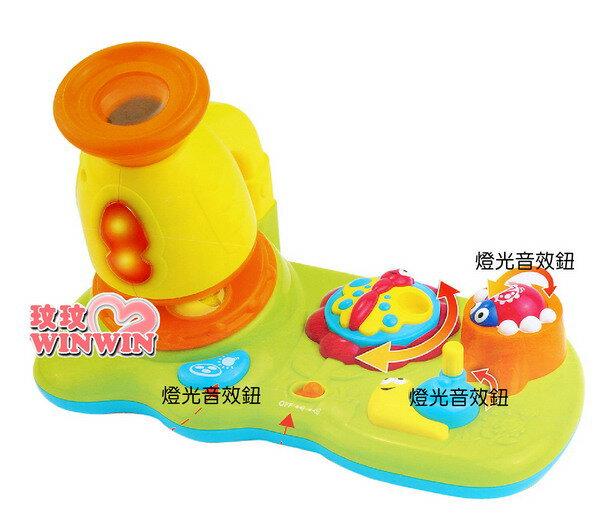 HAP-P-KID 小小學習家玩具BHK : 3990T 第一台顯微鏡~在玩樂過程中充滿了驚奇與歡樂