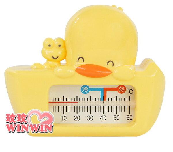 玟玟 (WINWIN) 婦嬰用品百貨名店:黃色小鴨GT-83157兩用水溫計-造型可愛,可測水溫及室溫另可當洗澡玩具哦!