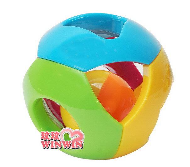Kidsme 9266 魔術球 ~ 色彩鮮艷 ~ 多邊鏤空 ,吸引寶寶目光