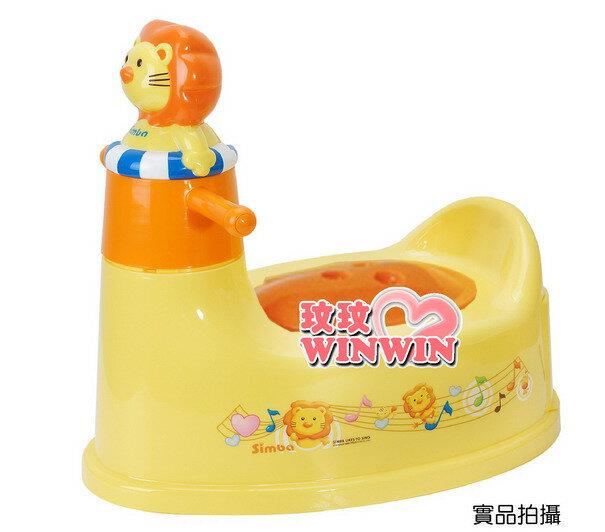 小獅王辛巴S.9835 造型音樂馬桶座~好聽的音樂可愛的造型, 寶寶快樂學習上廁所